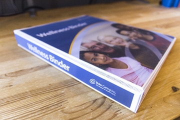 Eldercaring Wellness Binder